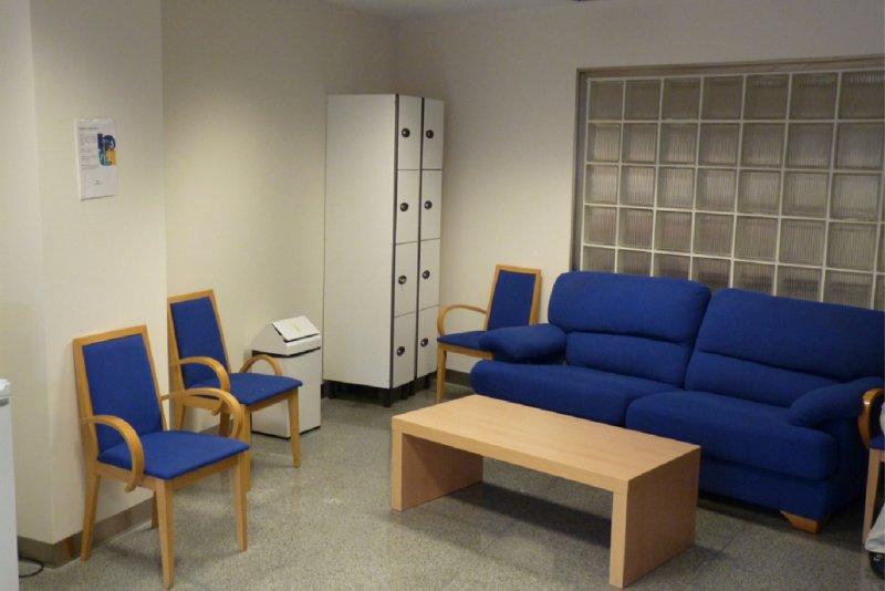 Sala De Estar Hospital ~ HGUCR – Otros recursos que facilitan la estancia